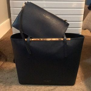 Ted Baker Purse & Large Wristlet